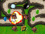 Bloons Tower Defense...